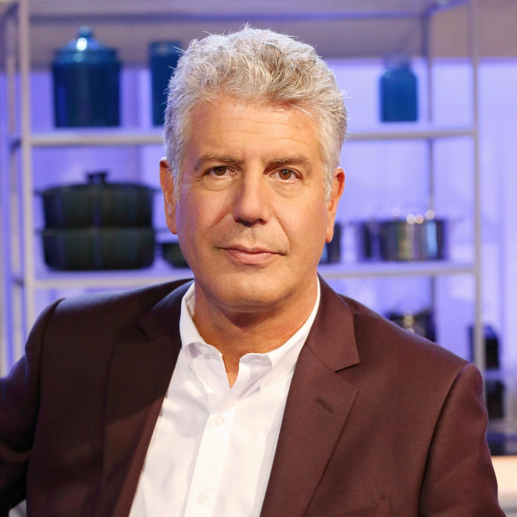 Editorial use only. No book cover usage. Mandatory Credit: Photo by Kinetic Content/Kobal/Shutterstock (5881000a) Anthony Bourdain The Taste - 2013 Kinetic Content USA TV Portrait Tv Classics