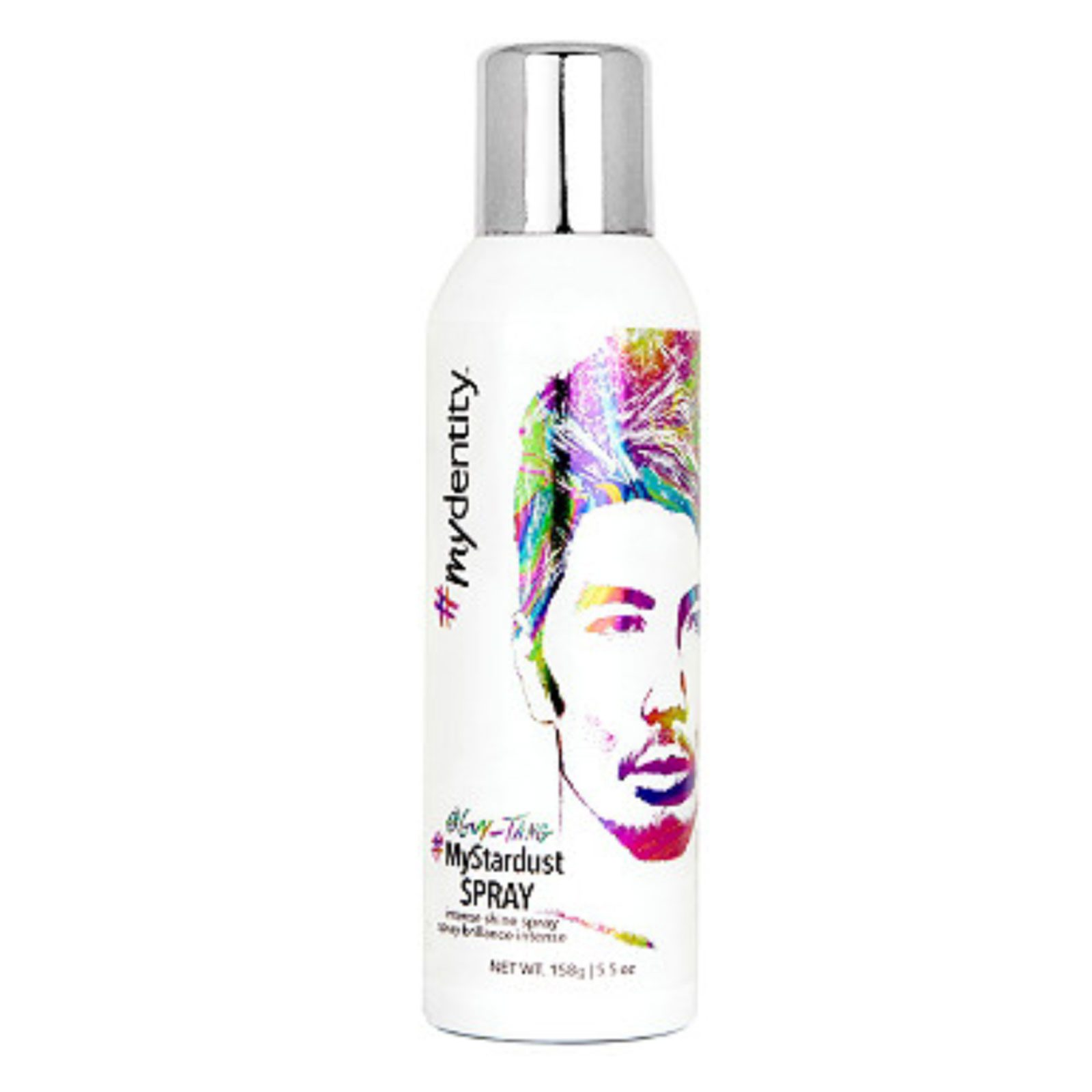For the friend with great hair: Mydentity MyStardust Intense Shine Spray