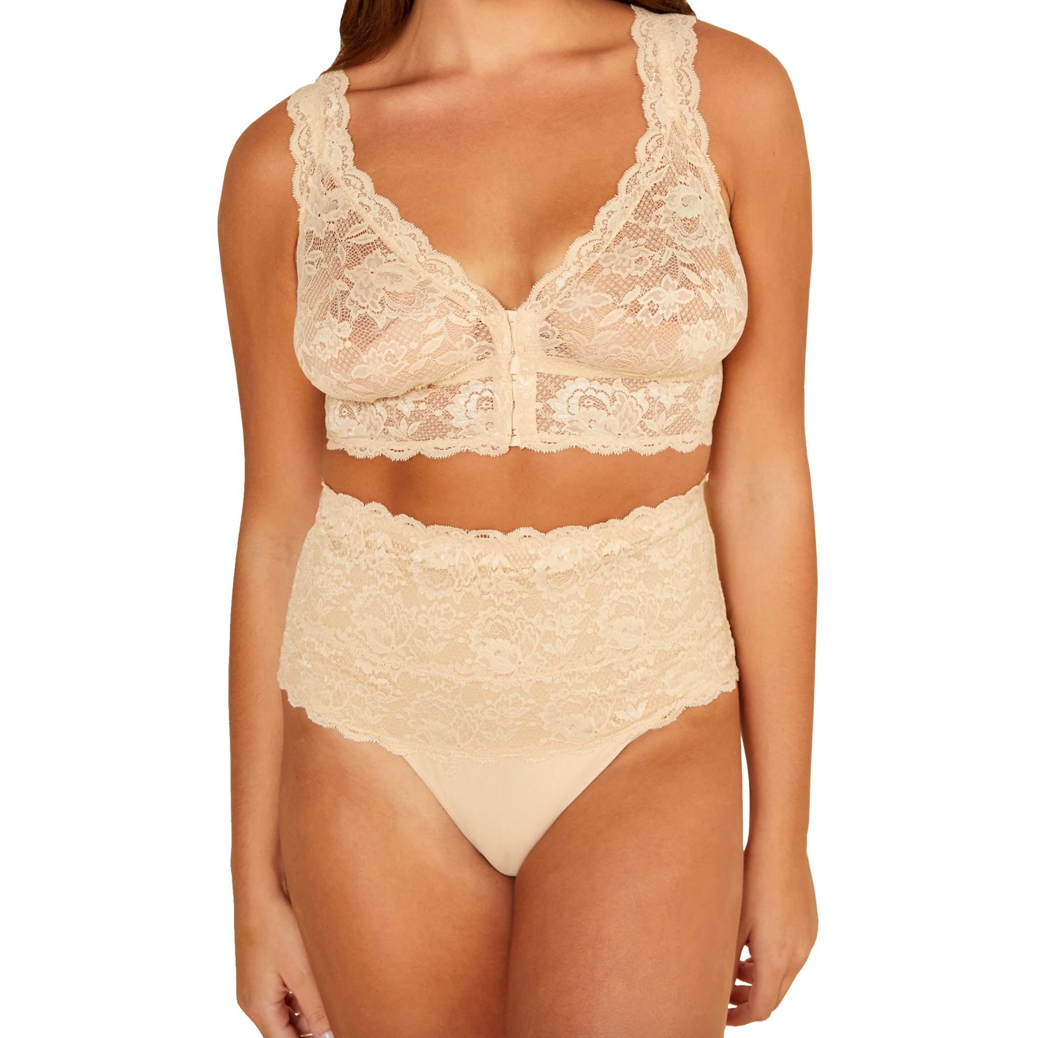 Never Say Never Sexy High Waist Thong Shapewear