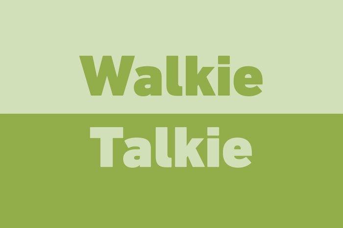 walkie talkie reddit