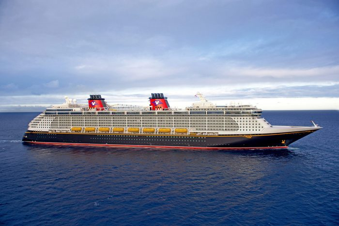 Disney Fantasy cruise ship fleet