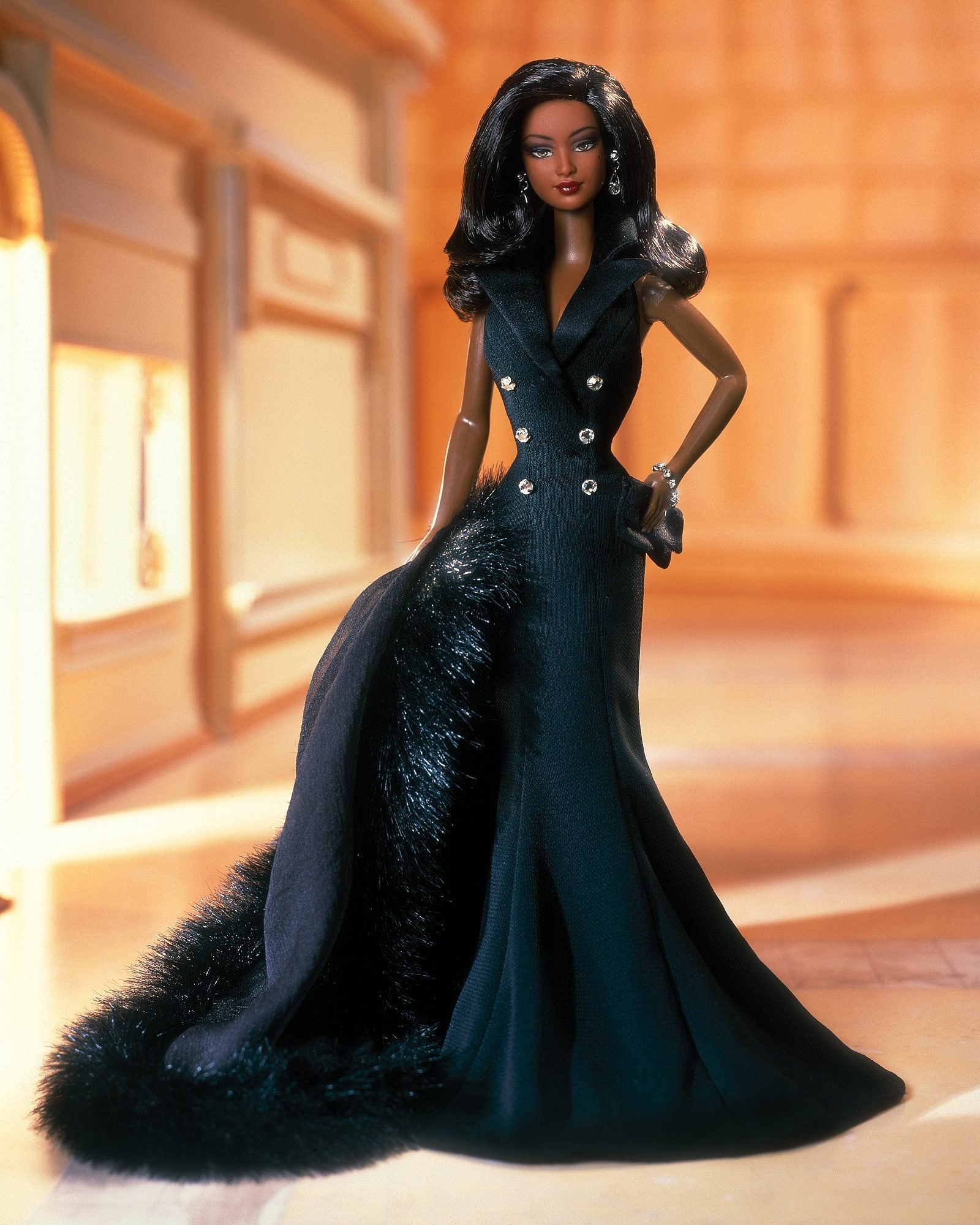 midnight tuxedo barbie doll