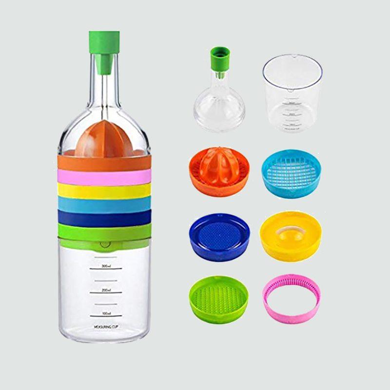 multi kithcen tool bottle