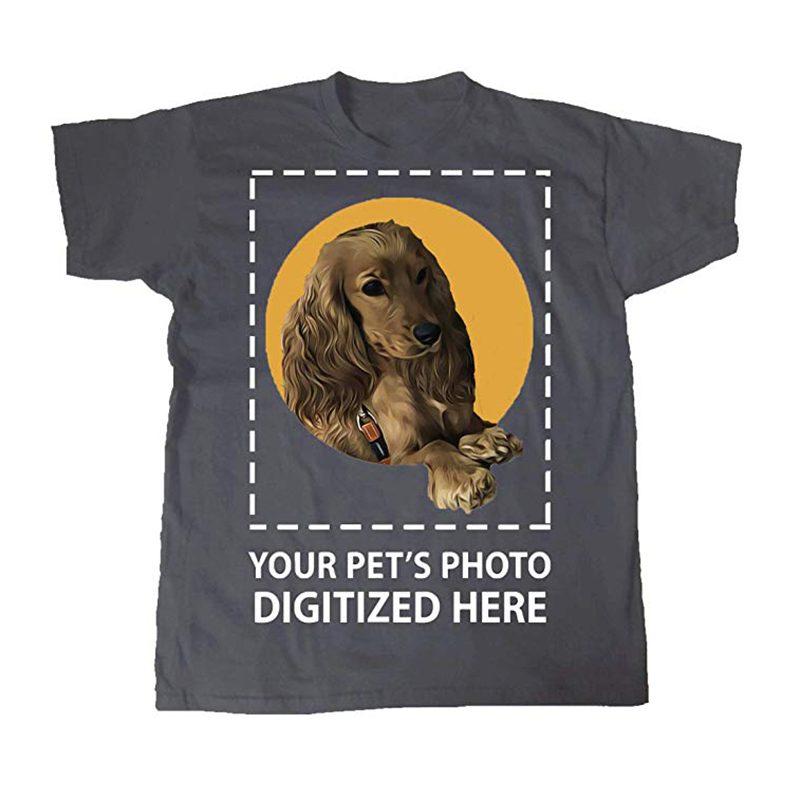 customized dog shirt