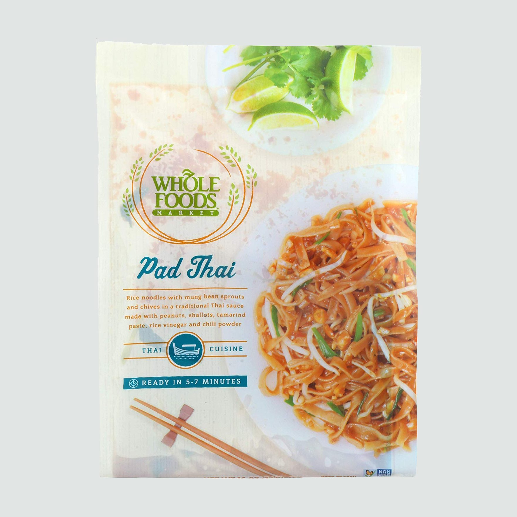 pad thai frozen food