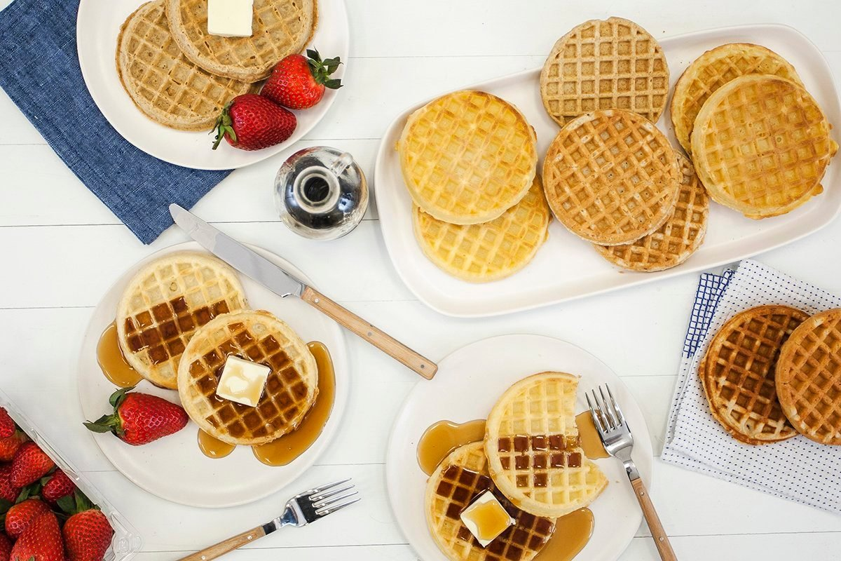 What Frozen Waffles Should You Be Buying? We Tested 8 to Find Out!