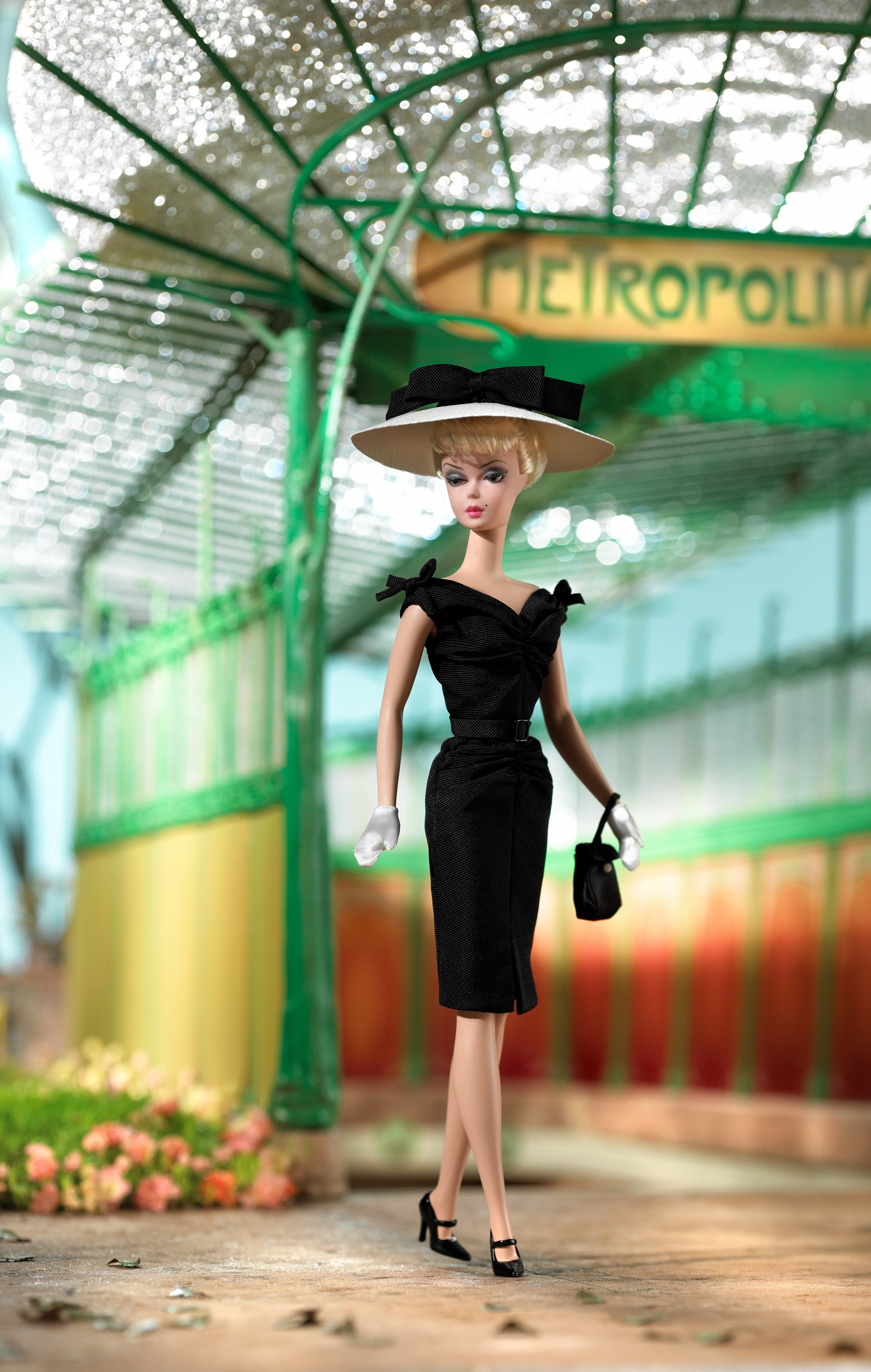 city smart barbie doll