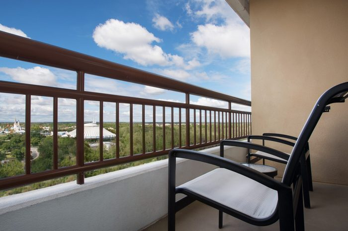 bay lake tower Disney Hotels with the Best Views