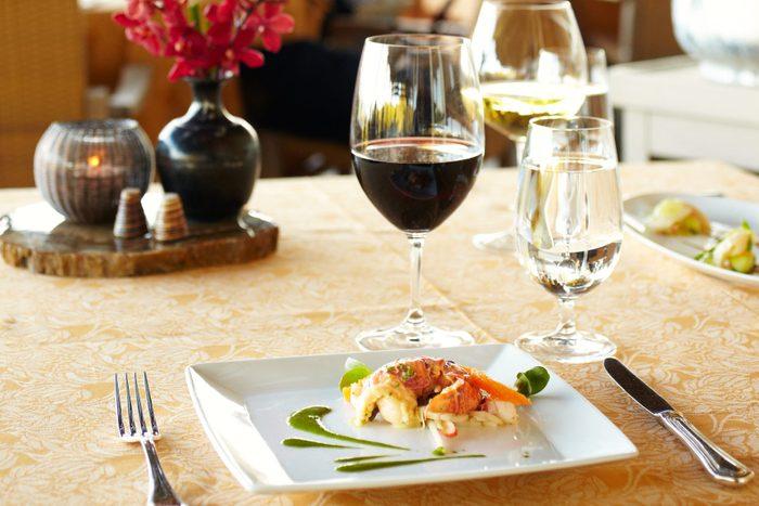 The Restaurant at Auberge du Soleil, California