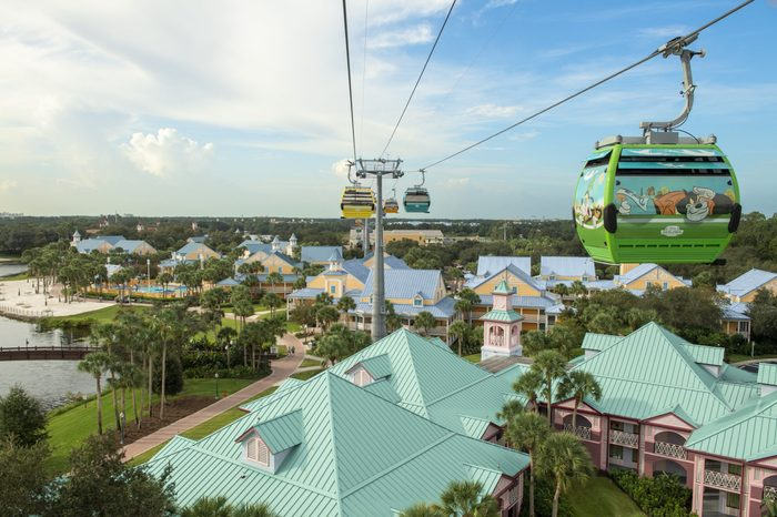 caribbean beach Disney Hotels with the Best Views