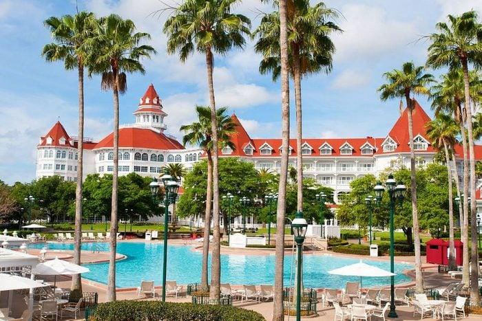 Disney Grand Floridian Resort And Spa Orlando Florida