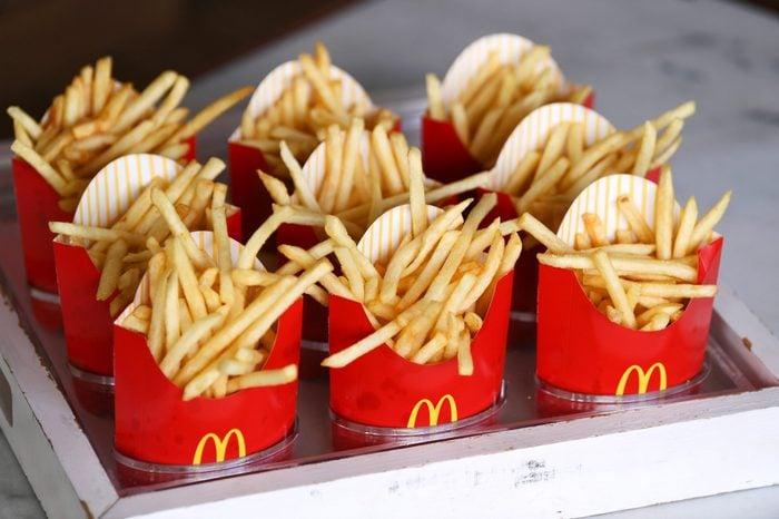mdonalds fries