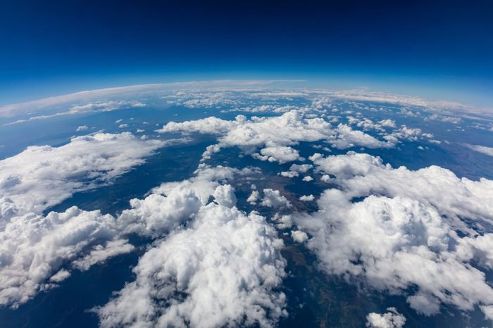 earth atmosphere carbon neutral