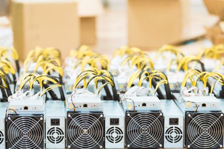 cryptocurrency mining bitcoin