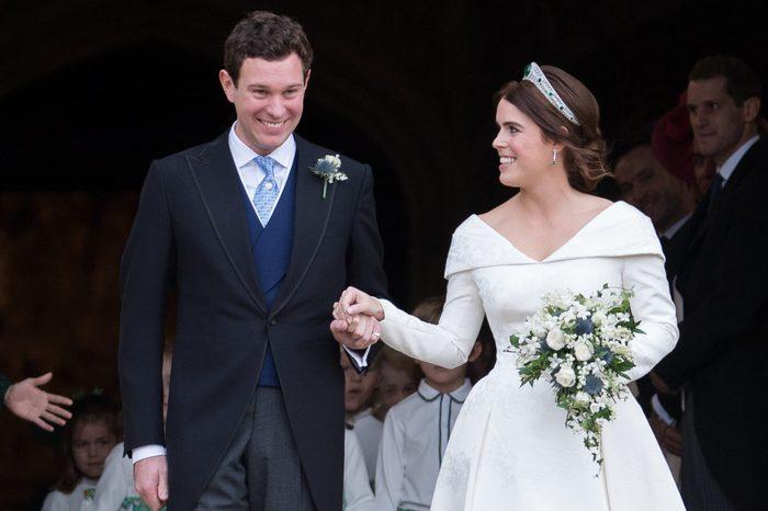 casamigos Princess Eugenie of York and Jack Brooksbank