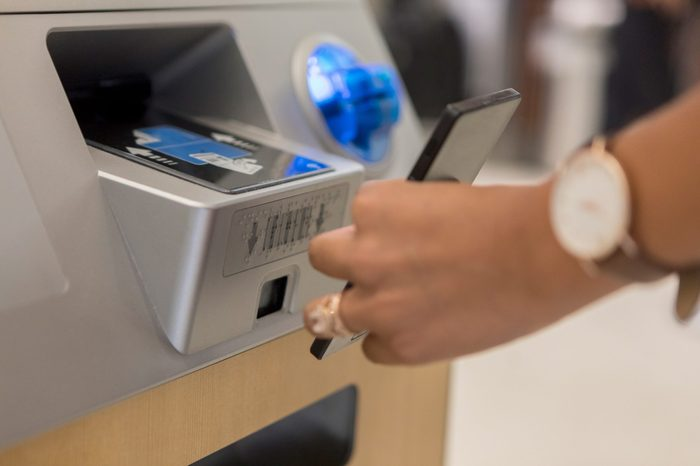 phone scanner airport security technology