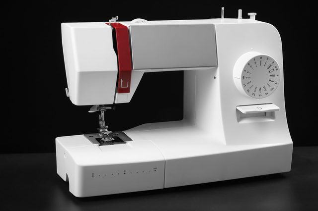 sewing machine and needles TSA airport security