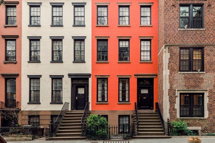 NYC brownstone luxury home