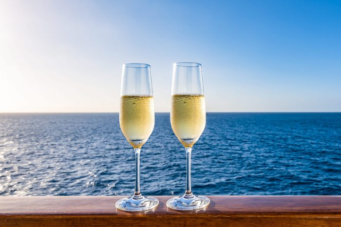 cruise ship alcohol drink responsibly