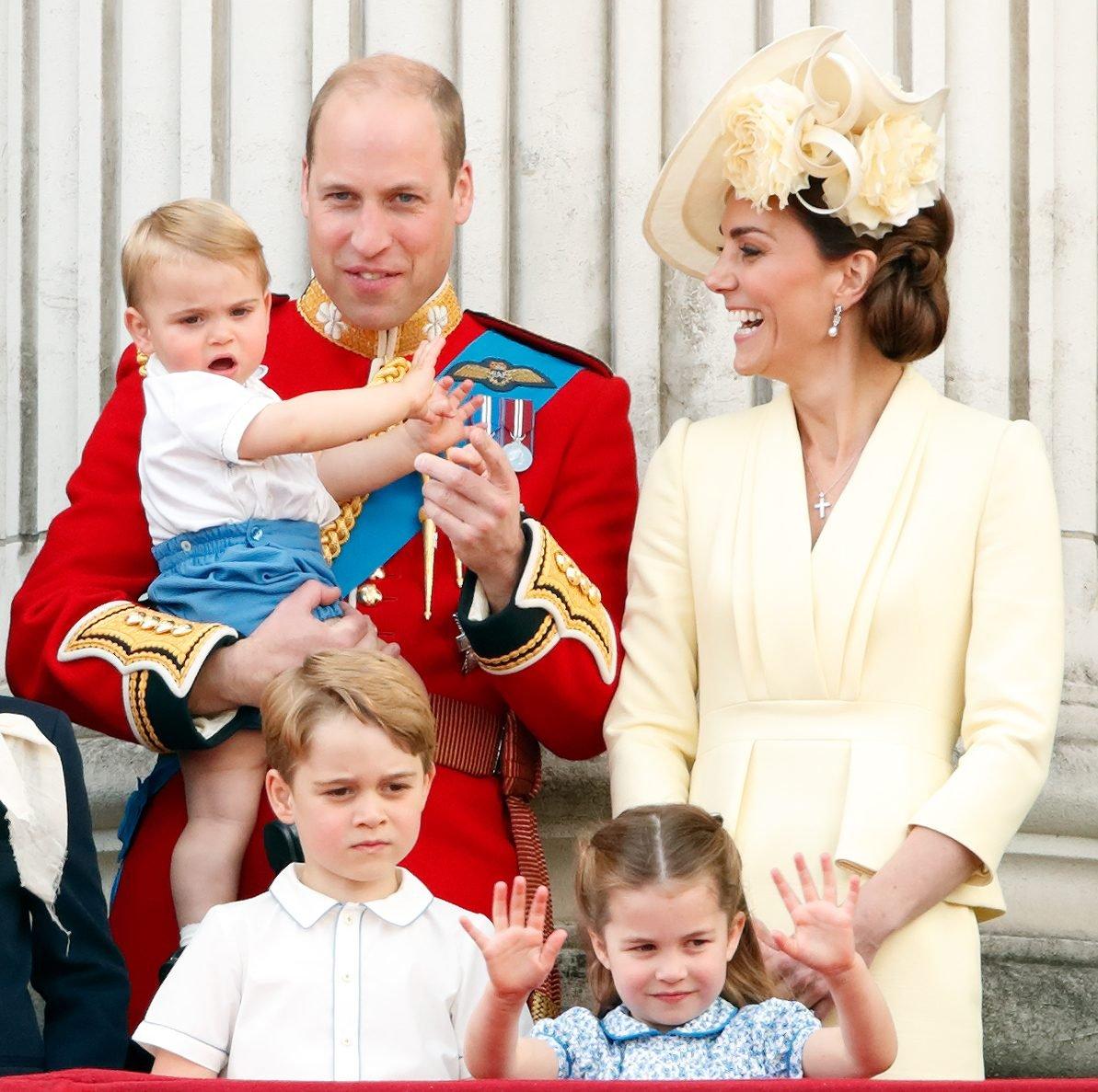 cambridge royal children