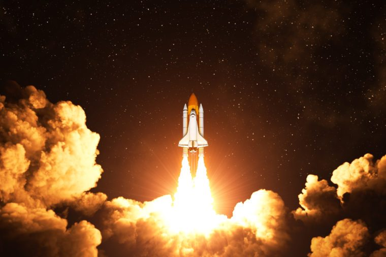 space shuttle space law