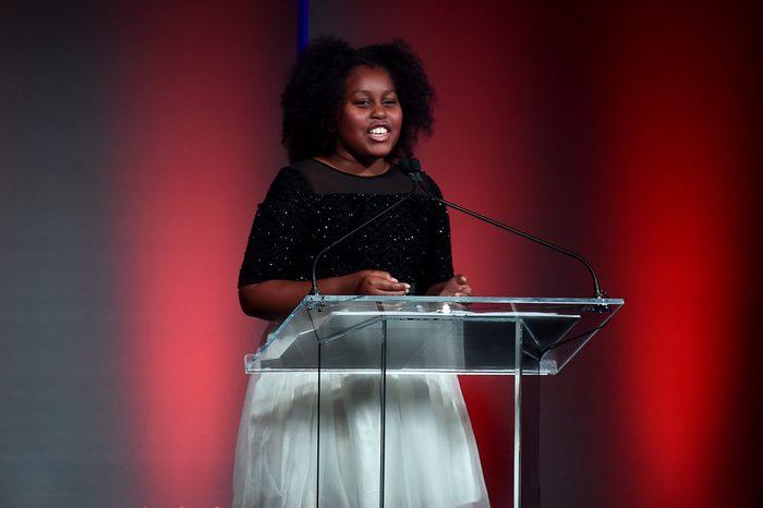 Khloe Thompson activist