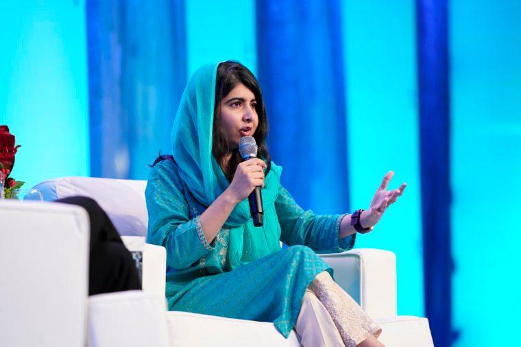 Malala Yousafzai activist