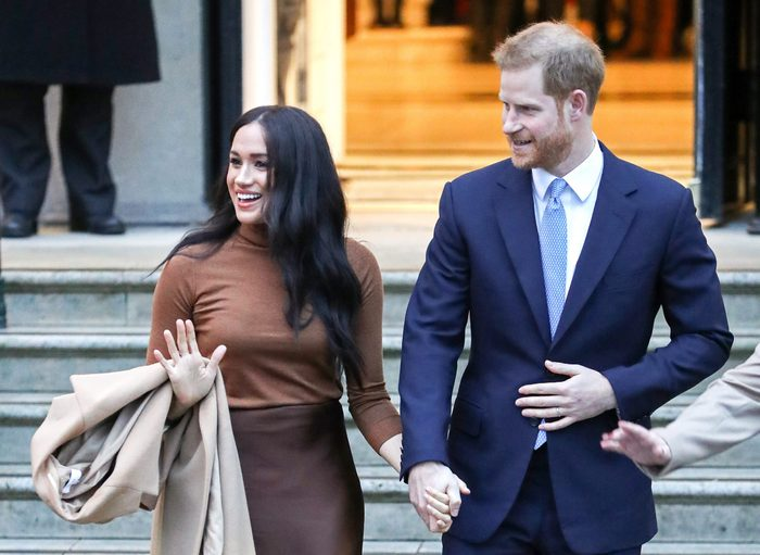 Meghan and Harry duke and dutchess of sussex