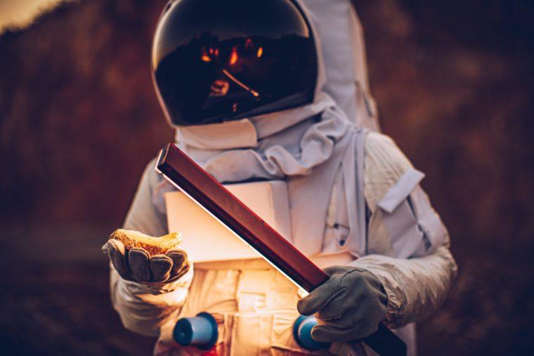 astronaut space medicine