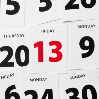 13 Lucky Things That Happened on Friday the 13th
