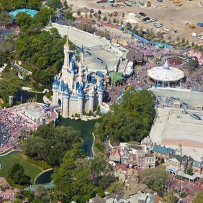 Magic Kingdom Disneyworld