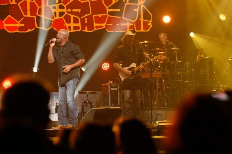 OKLAHOMA city oklahoma live music concert darius rucker