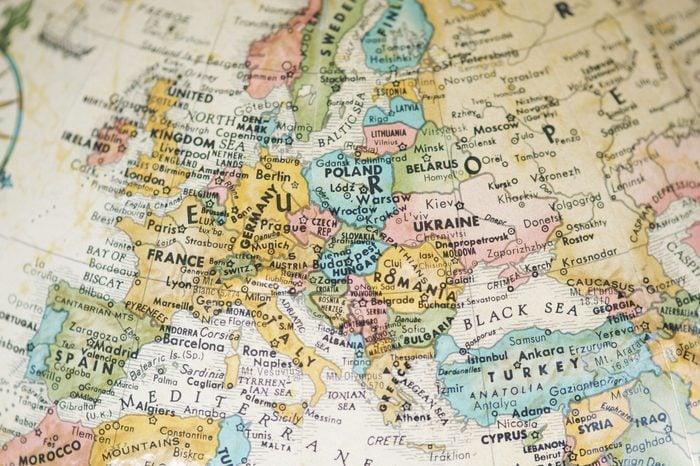 europe origin