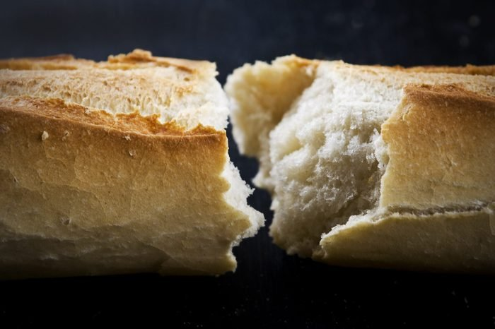 bread machine tsa