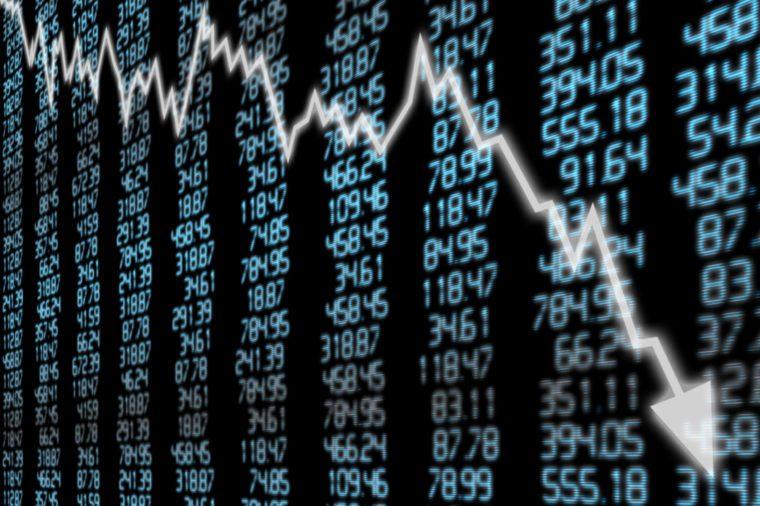 stock market returns Friday the 13