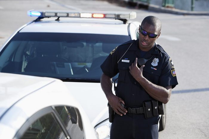police officer high paying jobs