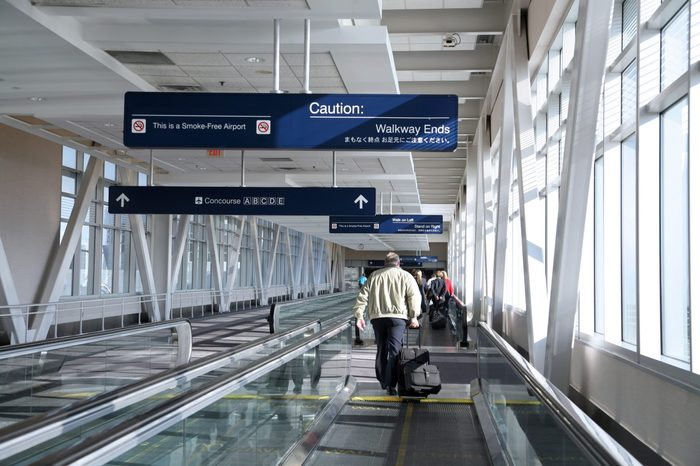 Minneapolis St. Paul Airport