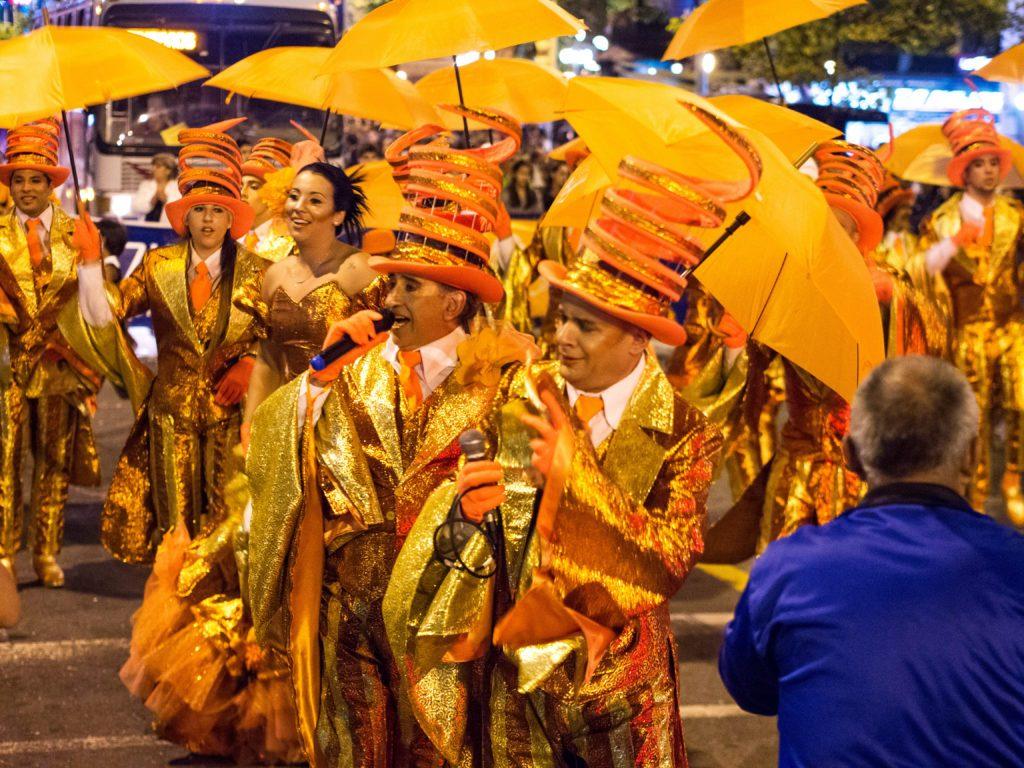mardi gras in montevideo uruguay