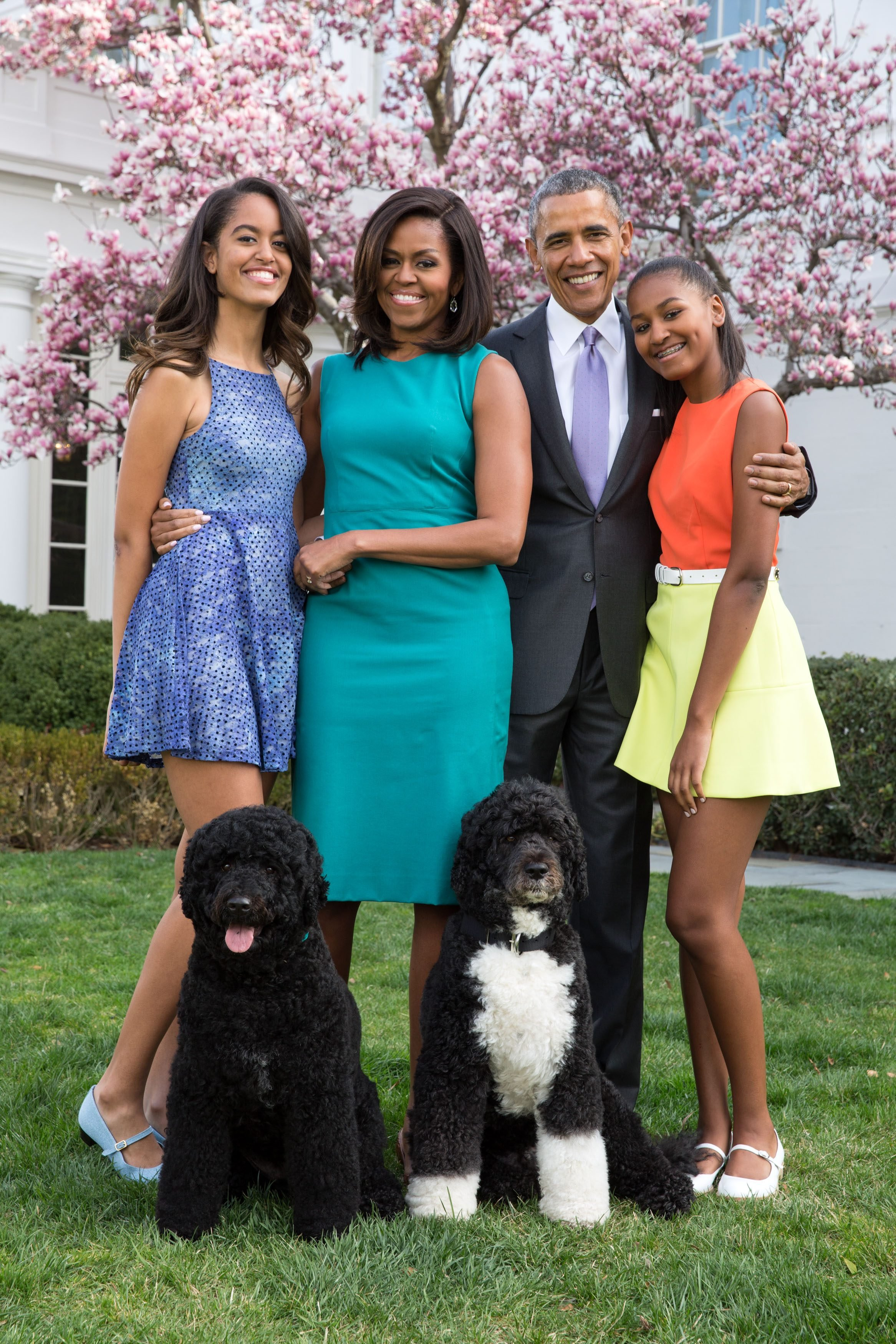 obama family dogs