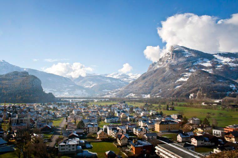 Liechtenstein airports