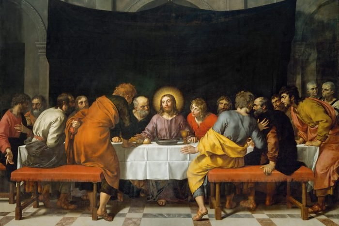the last supper Friday the 13th