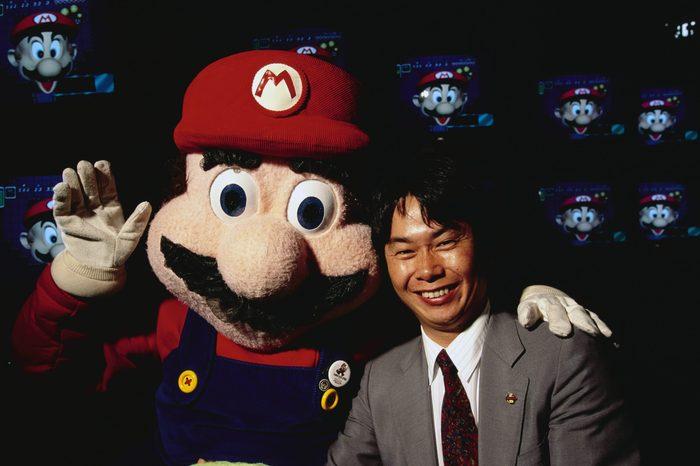 friday the 13th Video game designer Shigeru Miyamoto super mario bros