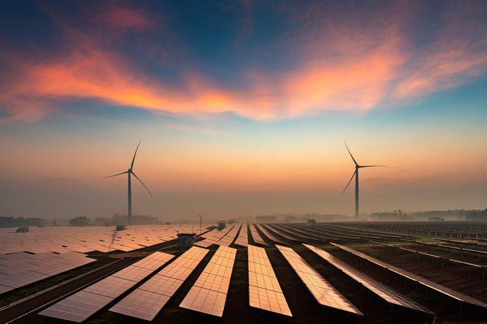 renewable energy soloar energy wind energy