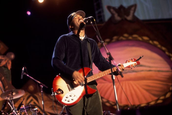 Hootie and the Blowfish at Farm Aid in Columbia, South Carolina