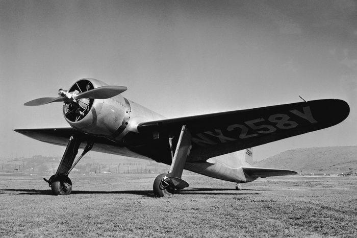 friday the 13th Hughes Aircraft H-1 racer
