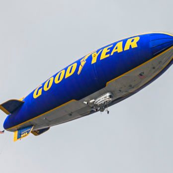 Here's Why You Don't See Blimps Anymore