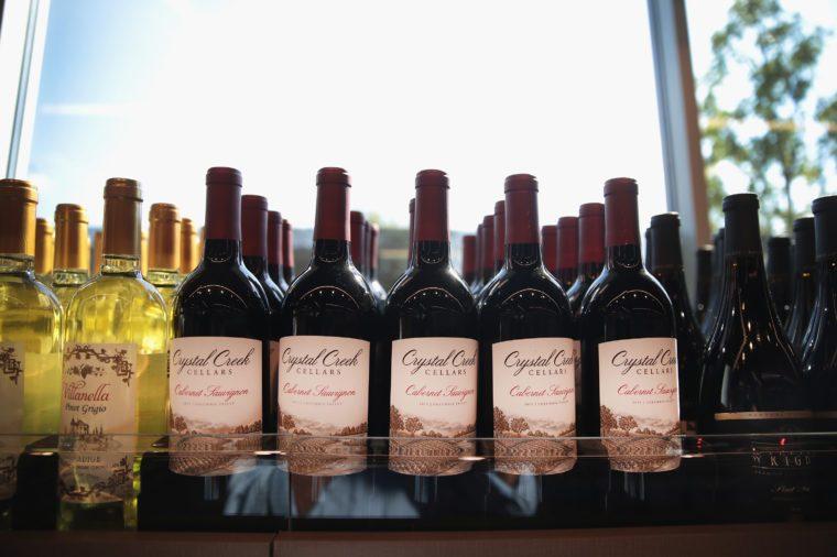 wine aldi