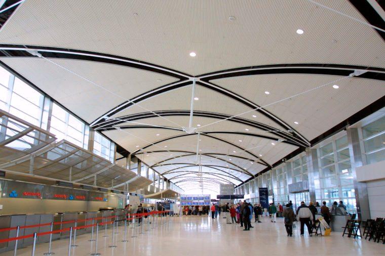 detroit metro airports