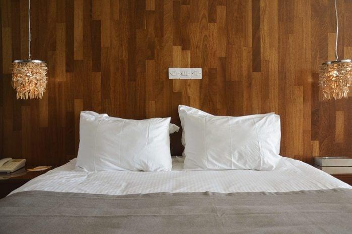 hotel bedspread