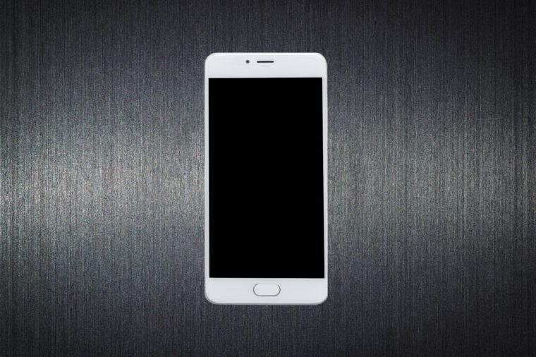 turn off iphone restart